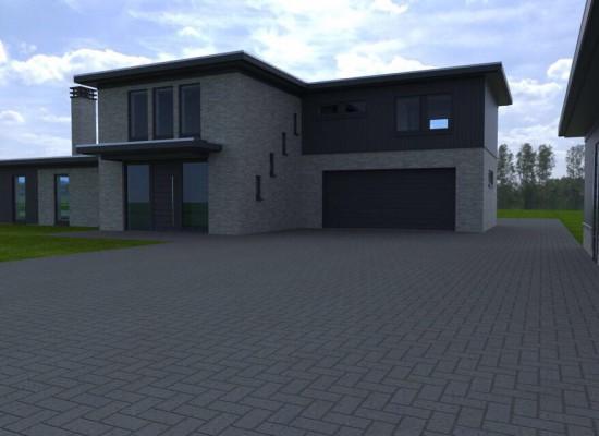Nieuwbouw woning Nijstad Hoogeveen